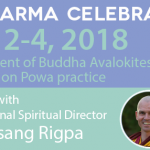 California Dharma Celebration 2018